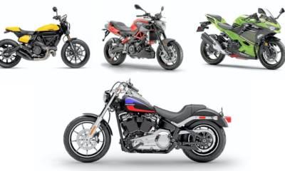 motos carnet A2 2021