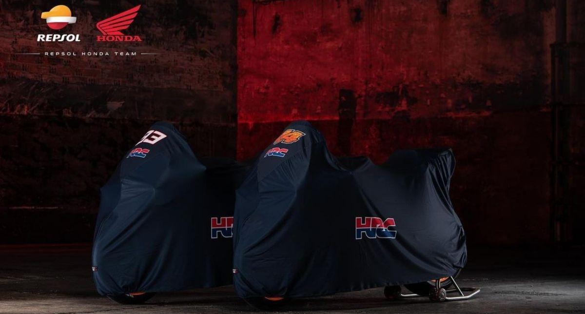 Dónde ver la presentación del Repsol Honda Team en directo