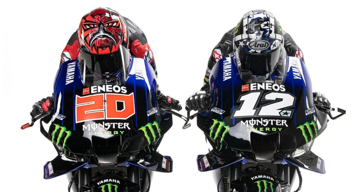Presentación Yamaha MotoGP 2021