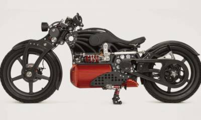 Curtiss Motorcycles The One