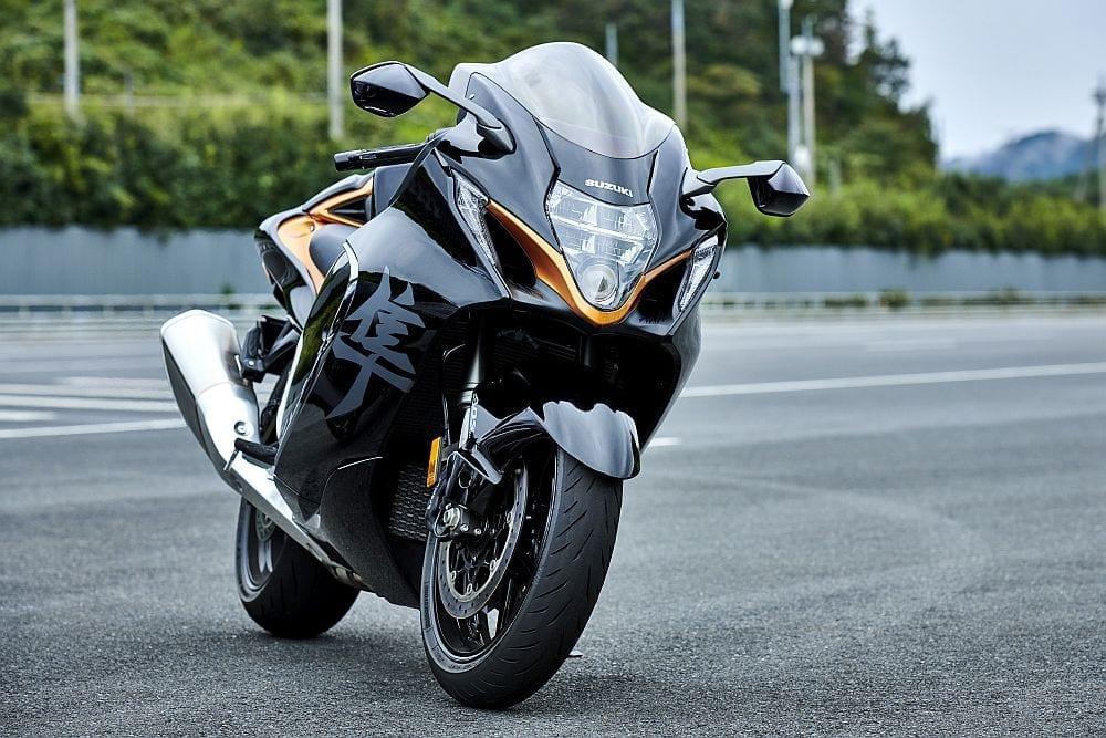 Suzuki Hayabusa 2021 datos precio