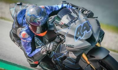 pilotos MotoGP ruedan Montmeló