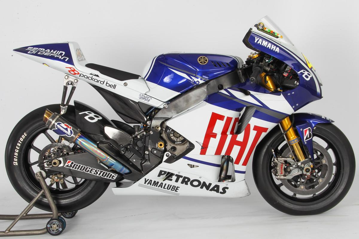 Yamaha MotoGP 2010