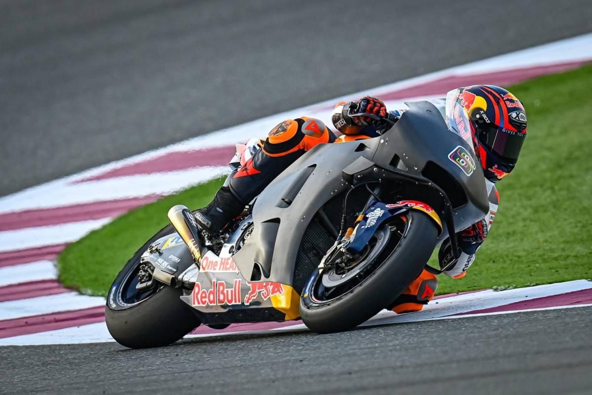 aerodinámica en motogp