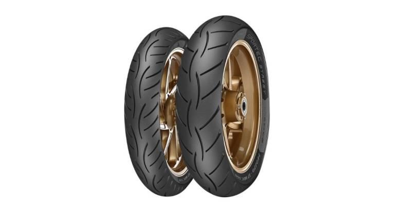 Informe de los neumáticos Metzeler Sportec Street