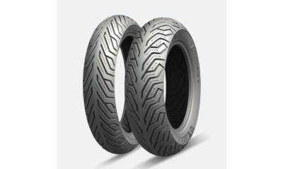 Informe de los neumáticos Michelin City Grip 2