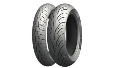 Informe de los neumáticos Michelin Pilot Road 4 Scooter