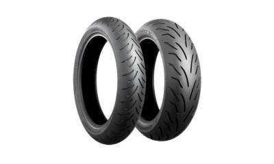 Informe de los neumáticos para scooter Bridgestone Battlax SC