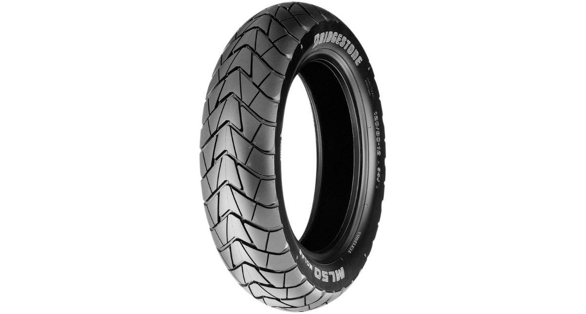 Informe de los neumáticos Bridgestone ML50