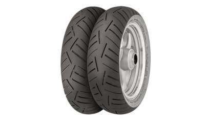 Informe de los neumáticos Continental Contiscoot
