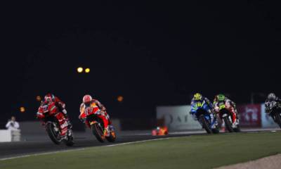 Márquez no descarta estar en el GP de Qatar