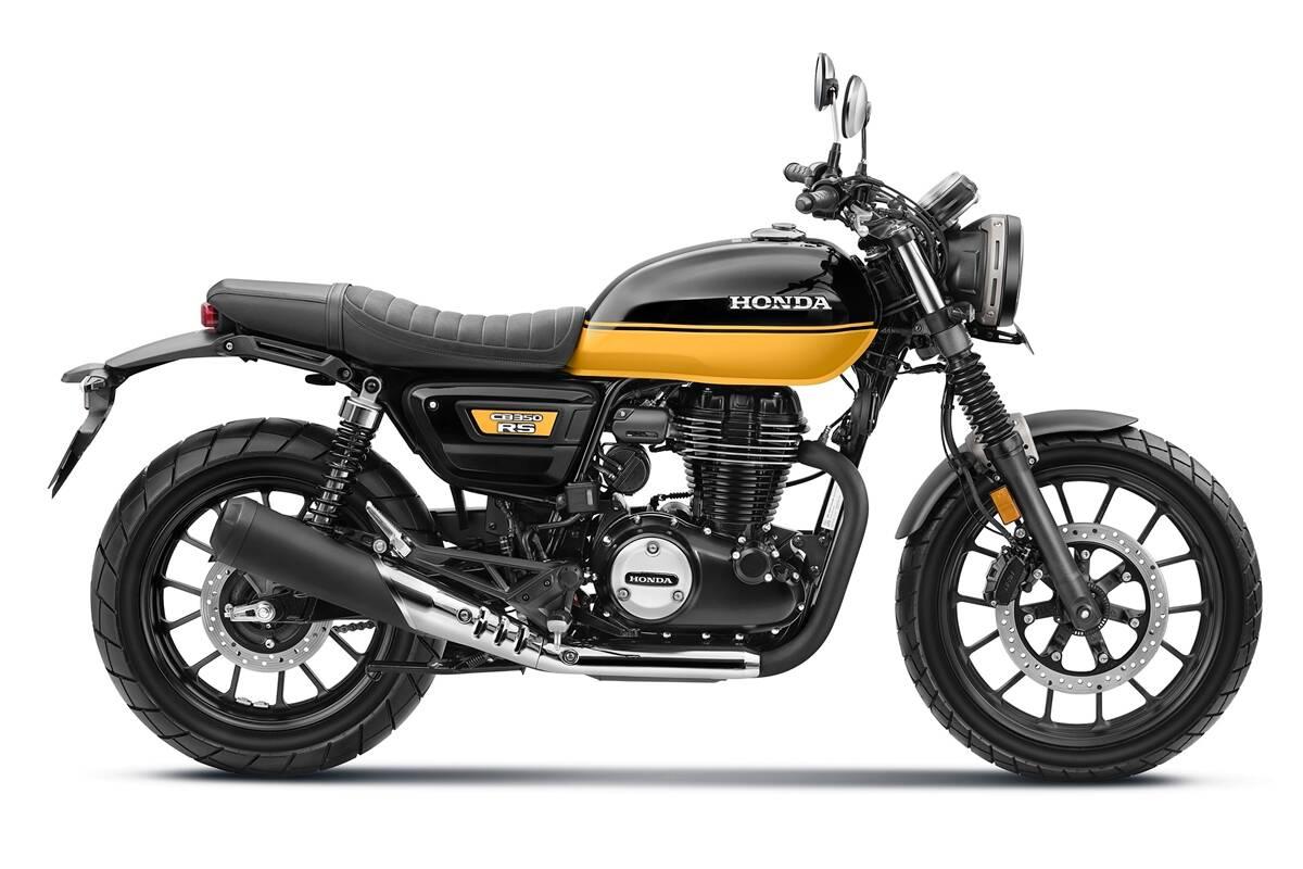 Honda CB350 Europa