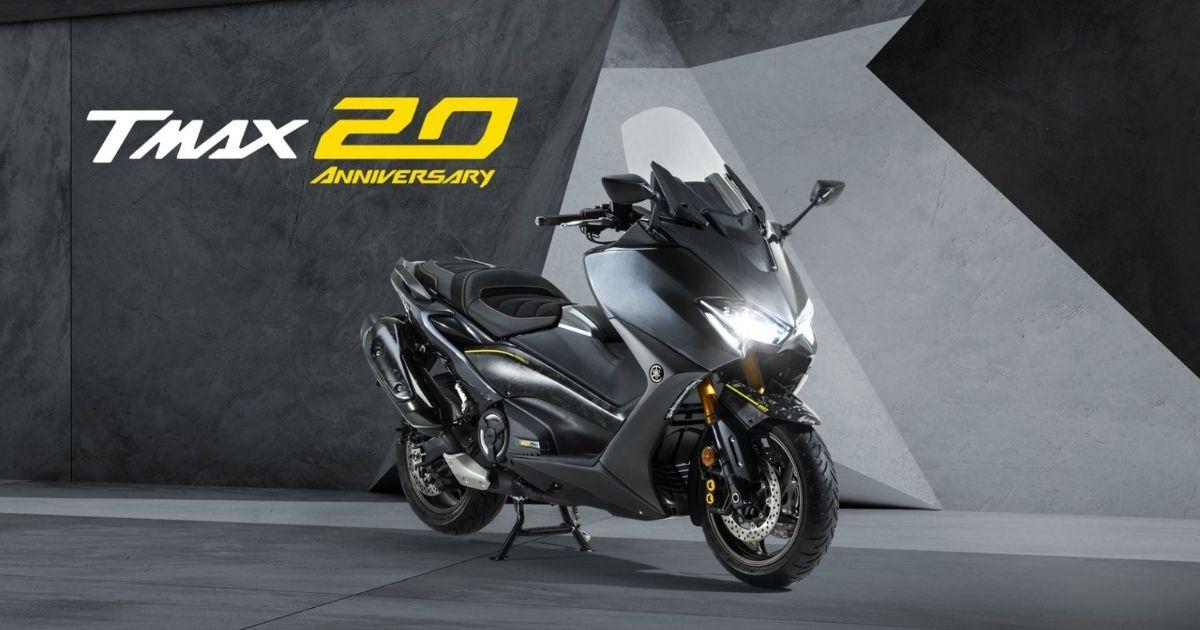 disponibilidad y precio Yamaha T-Max 20 aniversario