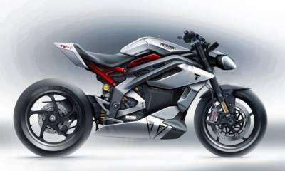Triumph TE-1 electrica 2021