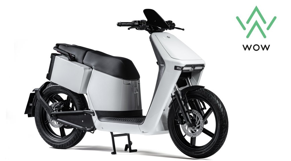 WOW! SCOOTERS ELECTRICOS