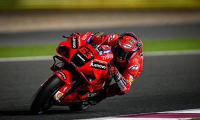 Pole MotoGP Qatar 2021
