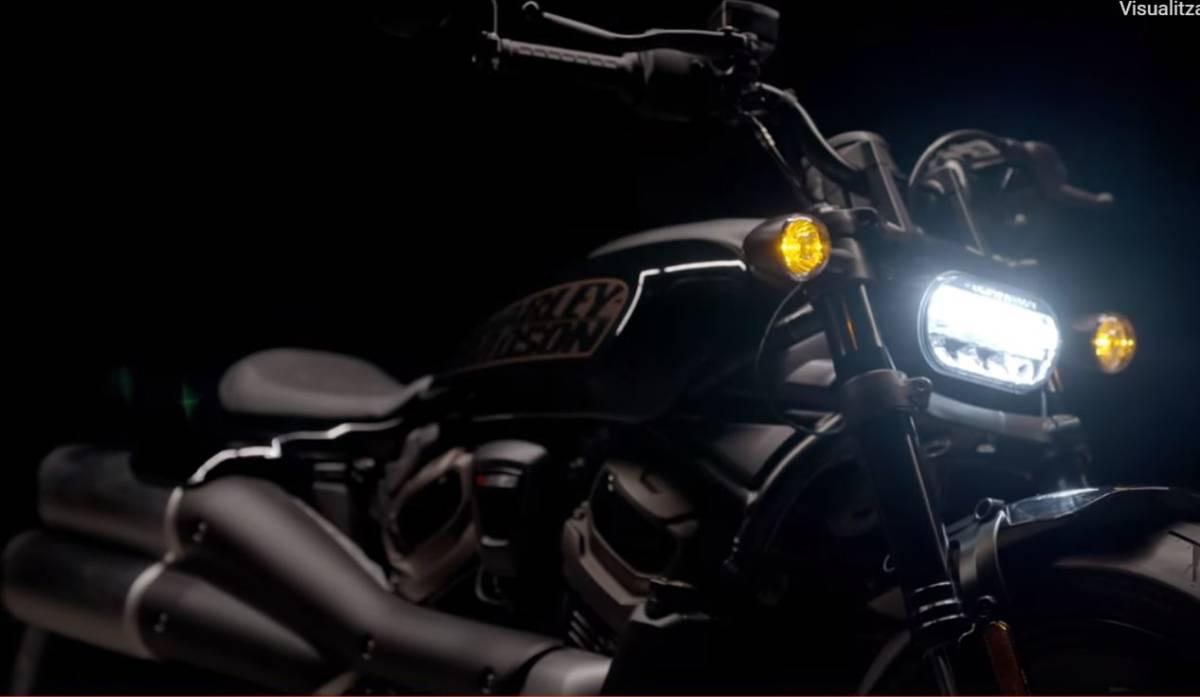 Harley-Davidson Cruiser 1250 2