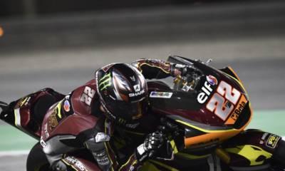 Crónica Moto2 Qatar 2021