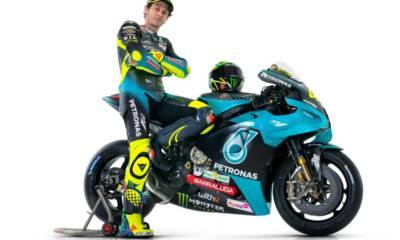 Valentino Rossi Yamaha Petronas