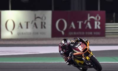 GP Qatar Moto2 FP2