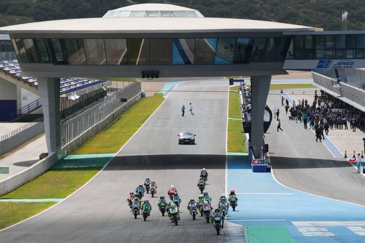 ESBK 2021 Jerez