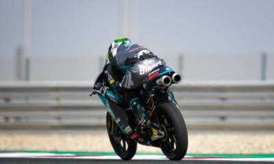 Entrenos Moto3 GP Doha 2021