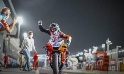 Jorge Martín objetivo GP Doha no es ganar