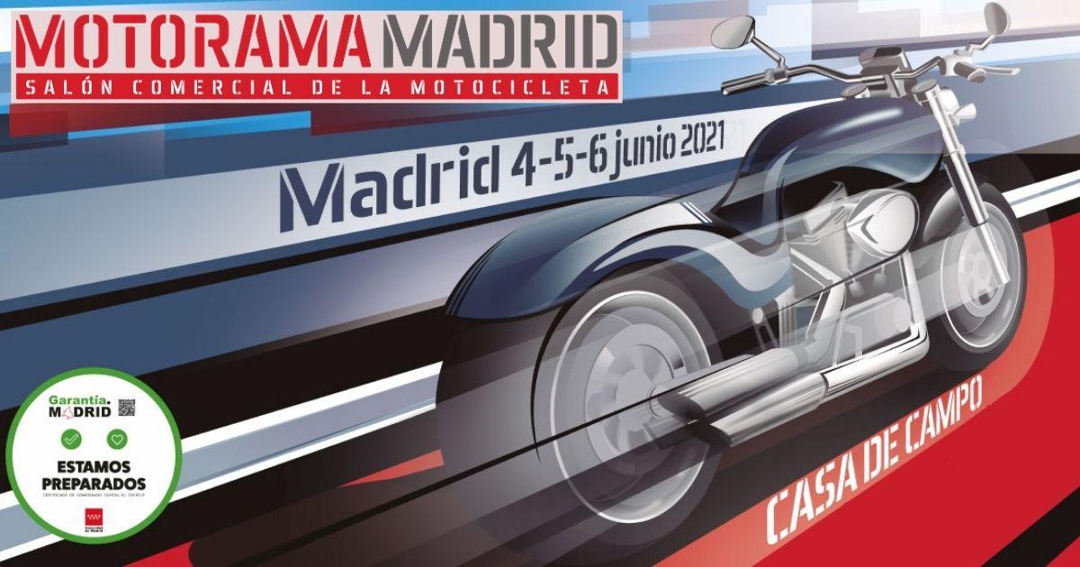 Motorama Madrid 2021