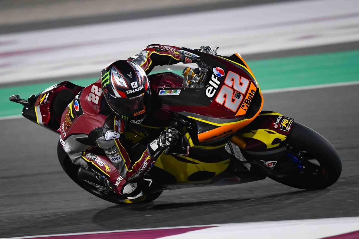 Pole Moto2 GP Doha 2021