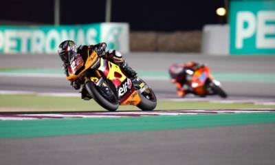 carrera Moto2 GP Doha 2021