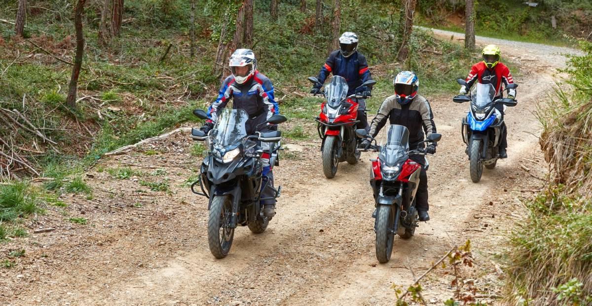 Prueba Trail bicilíndricas A2