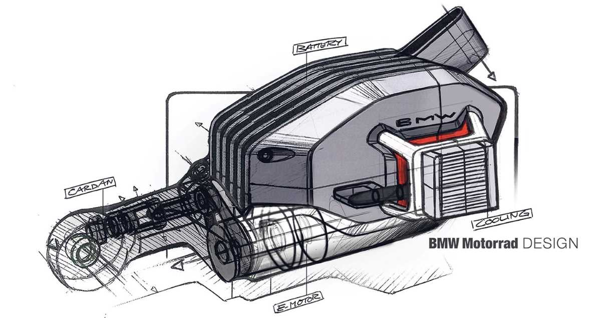 BMW ELECTRICA BOXER Y CON CARDAN