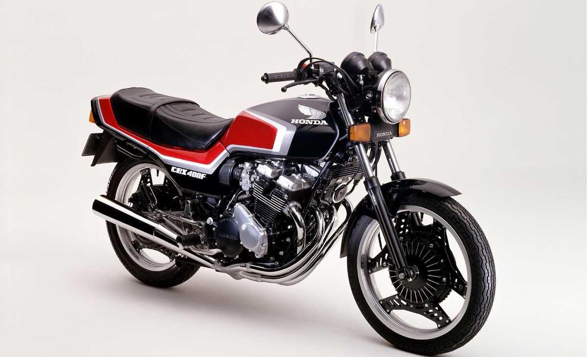 JAPONESAS DE 400 CC