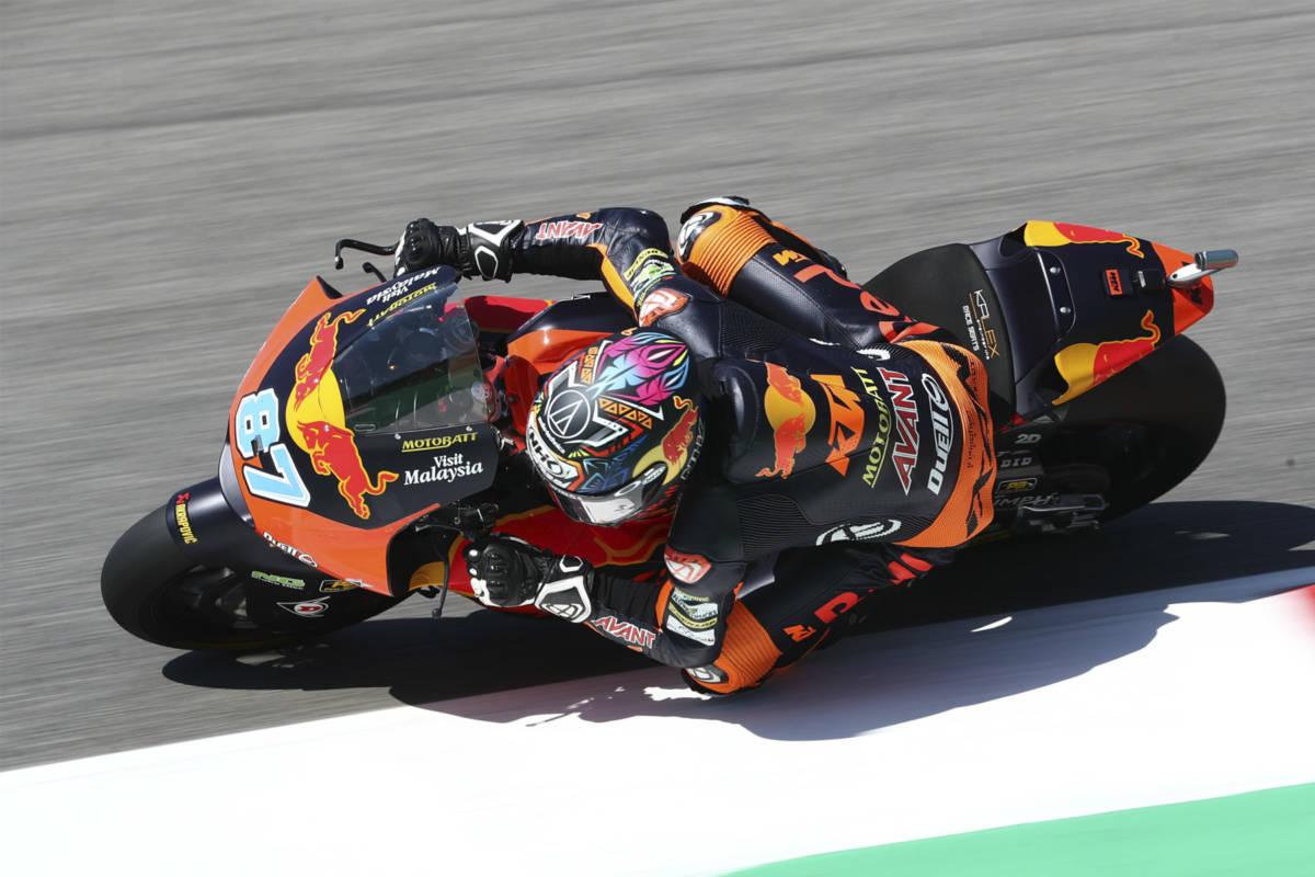 GP de Alemania Moto2 FP2