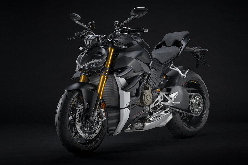 Nueva Ducati Streetfigther V4 SP