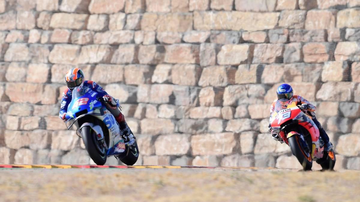 MotoGP en abierto