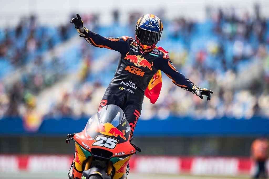 Raúl Fernández MotoGP 2022