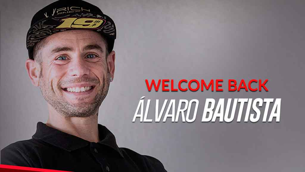 Álvaro Bautista Ducati 2022