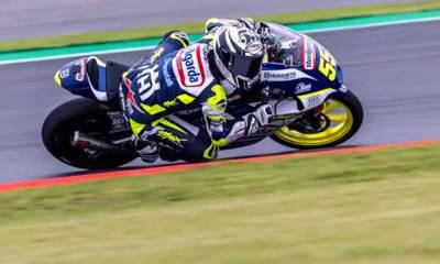 GP de Gran Bretaña 2021 Moto3
