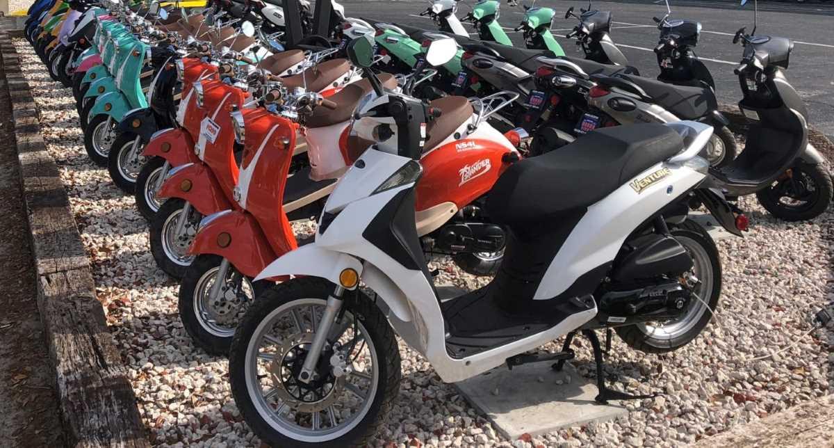LAS 10 MOTOS MAS VENDIDAS DE AGOSTO 2021