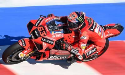 GP de San Marino 2021 pole MotoGP