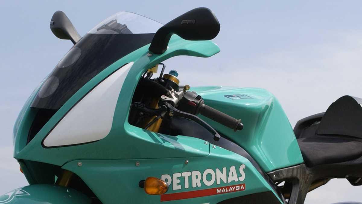 Petronas FP1
