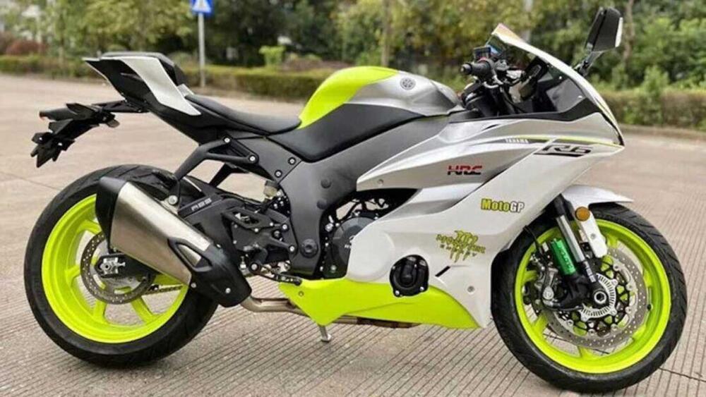 Yamaha R6 de 3.500 euros