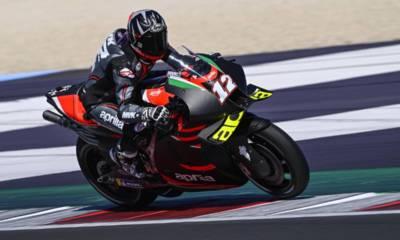 Viñales correrá el GP de Aragón