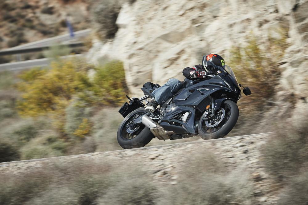 Prueba Yamaha R7